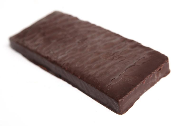 Chocolate al Cointreau. Barra 250gr.
